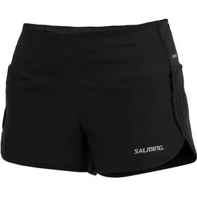 Salming Spark Hardloop Shorts Dames zwart